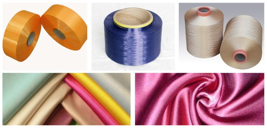 POY PET Polyester multifilament yarn spinning machine