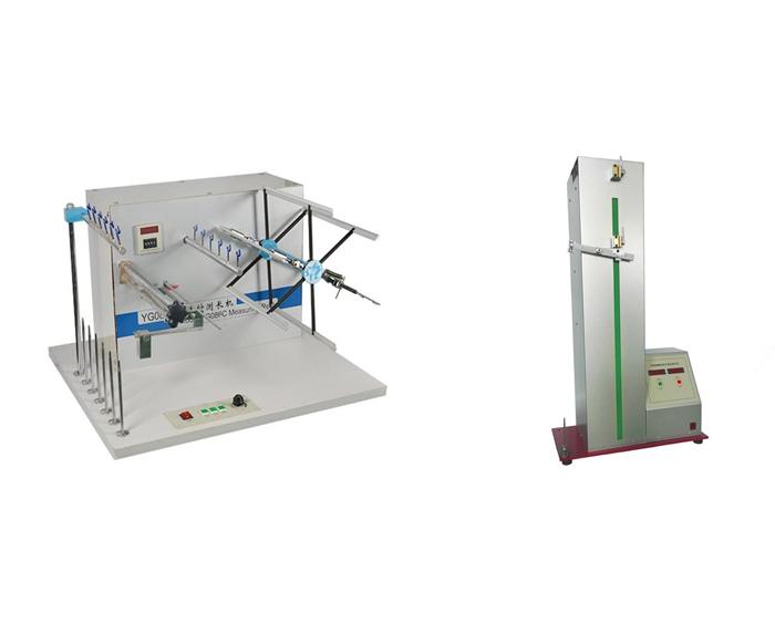 Приборы для тестирования пряжи