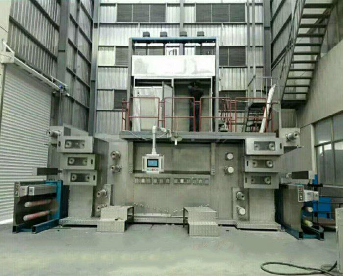 Промышленная система для прядения полипропиленом JM281 FDY