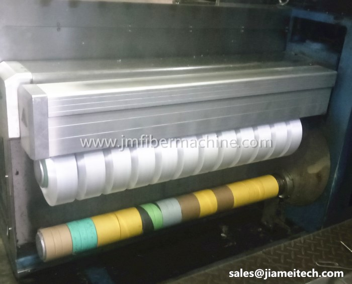 Оборудование для производства полипропиленового мультифиламента FDY с высокой мощностью JM2121